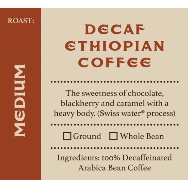 decaf ethiopian coffee label-ntaba-coffee-haus-africa-african-coffee-louisville-kentucky-usa