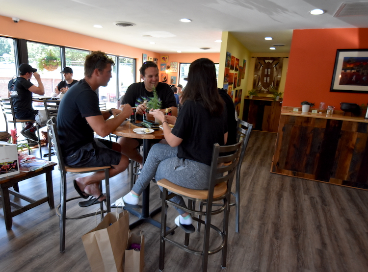 Ntaba coffee haus on brownsboro