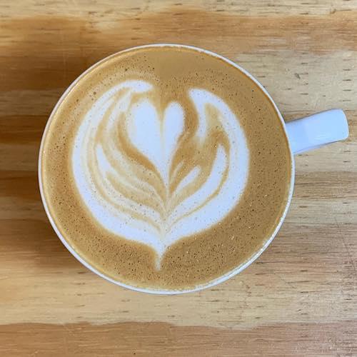ntaba coffee haus latte